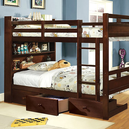 Fairfield Twin/Full Bunk Bed
