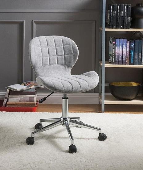 Light Blue Fabric chair