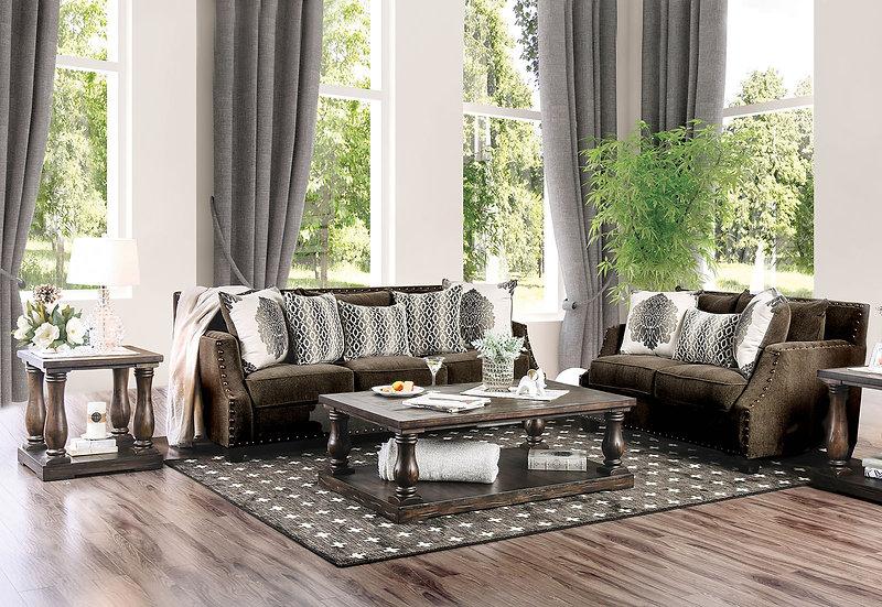 Cornelia Loveseat & Sofa set