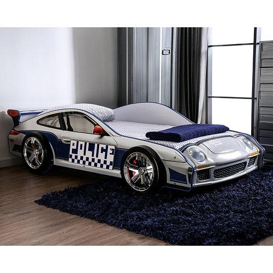 Logan Police Car Bed