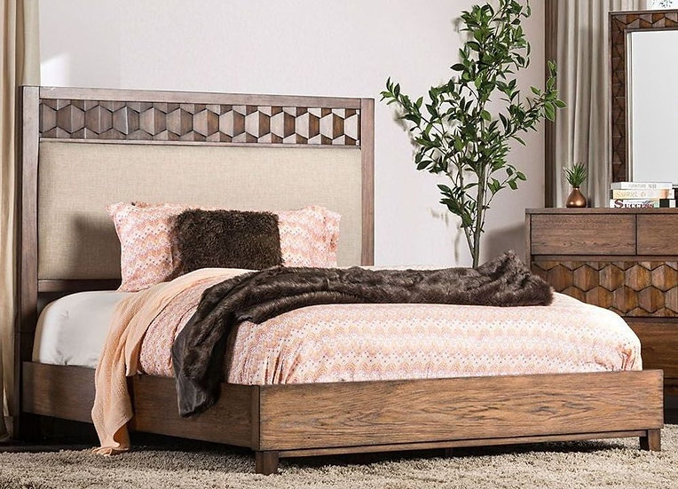 Furniture of America E. King Kallisto Bed