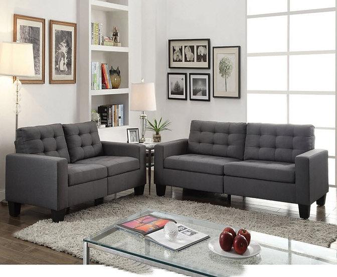 Earsom Sofa & Loveseat set