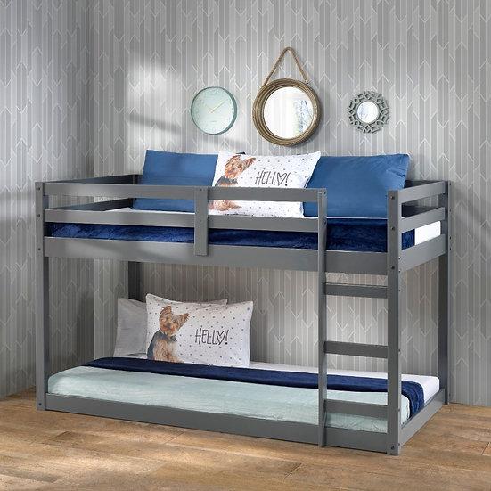 Loft Bed Gray