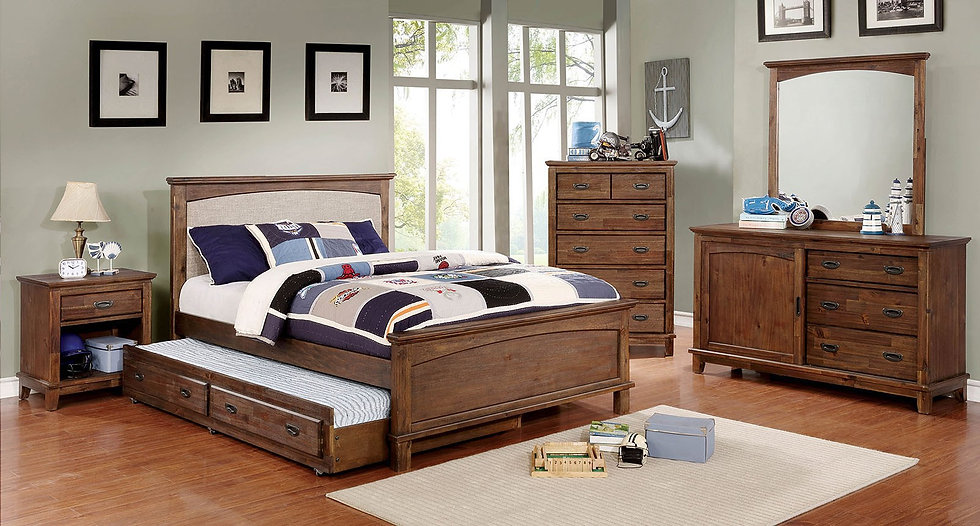 Colin Twin Bed