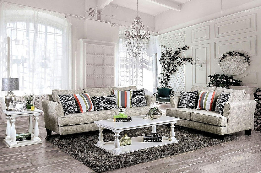 Denbigh loveseat & sofa