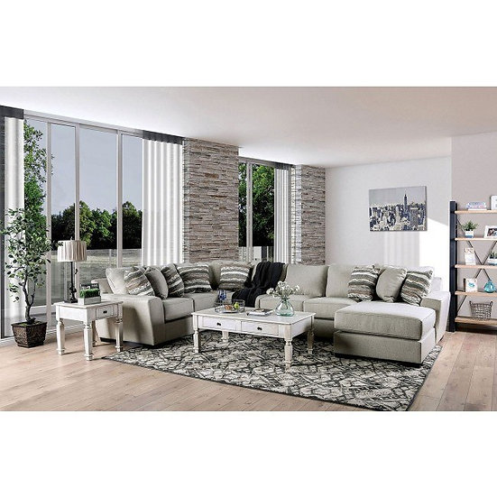 Furniture of America Sectional Sofa