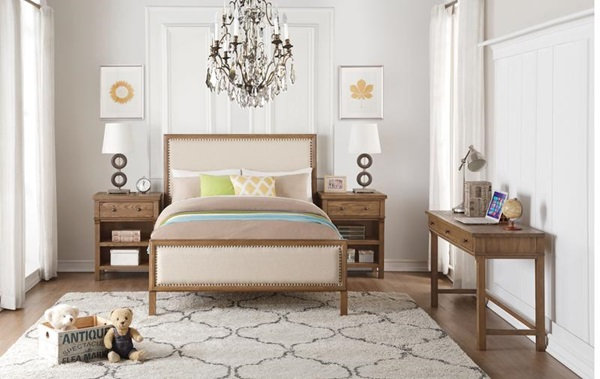 Inverness Twin Bed
