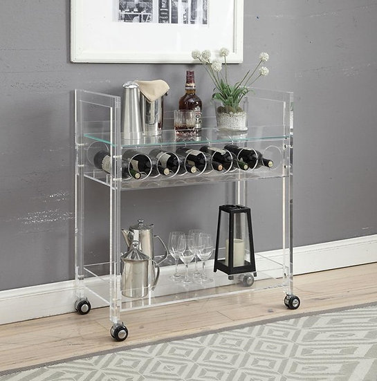 Lizzy Serving Cart