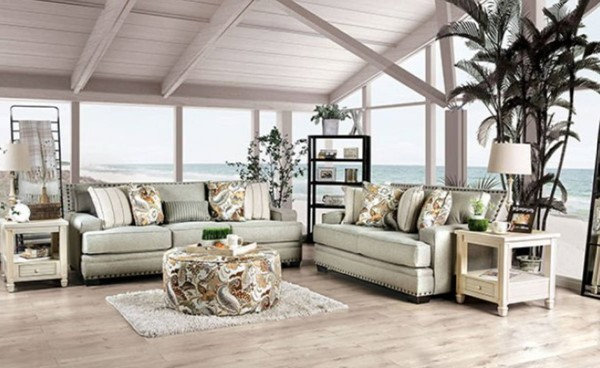 Begley loveseat & sofa set