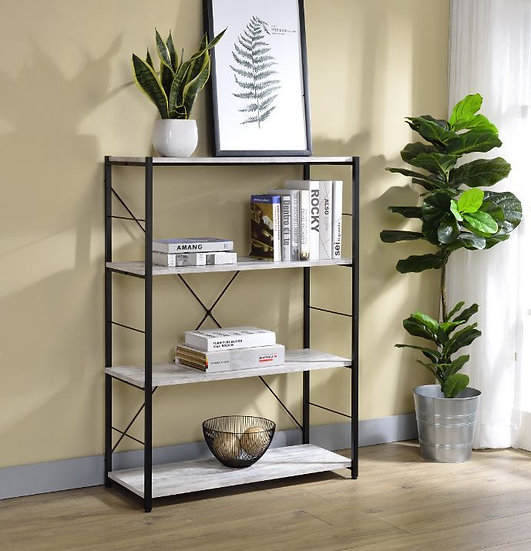 4 Tier Shelf Bookshelf