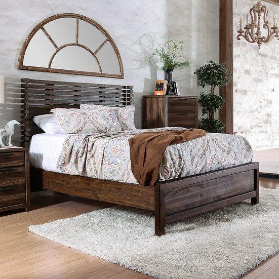 Furniture of America E. King Hankinson Bed