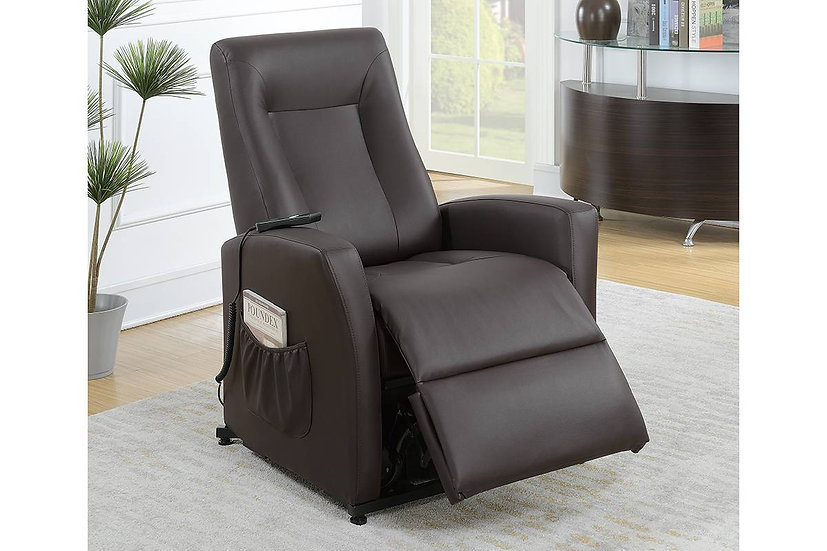 Motion Lift Chair leather