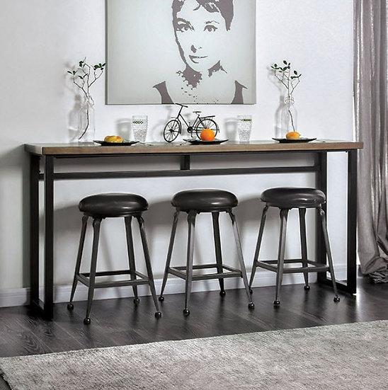 Furniture of America Mullins 4 Pc. Dining Set