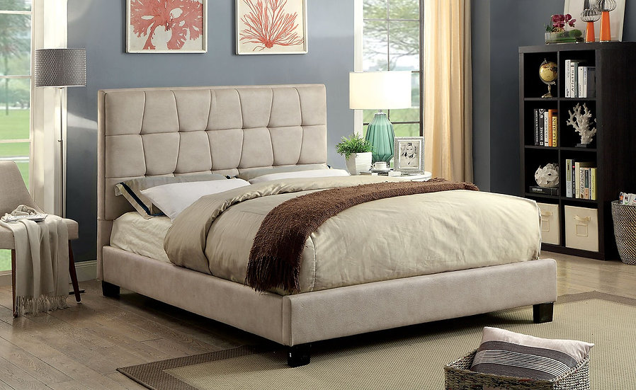 Hyadum Cal King Bed