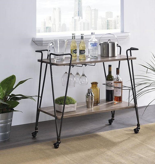Sam Serving Cart