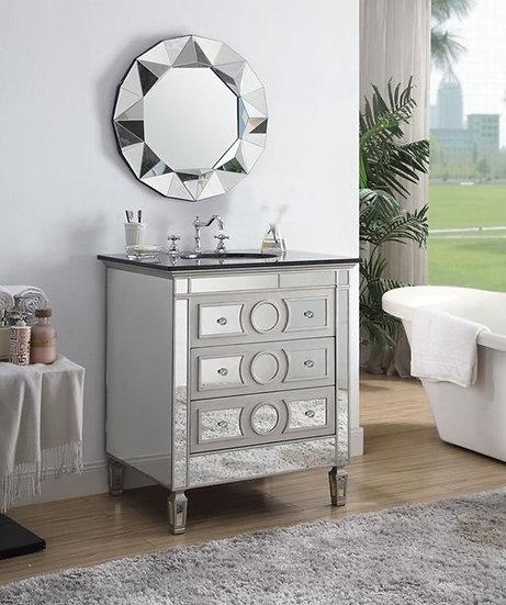 Mirror Glam Sink