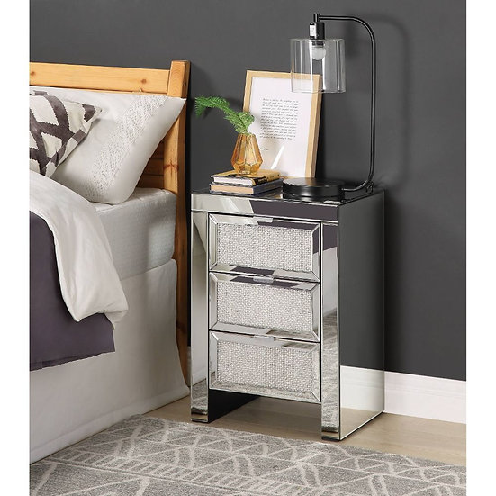 Glam Accent Table