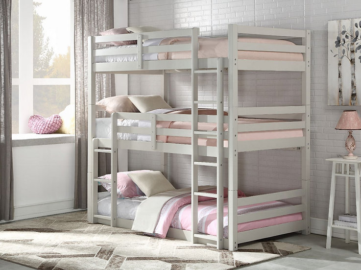 ACME Ronnie Bunk Bed - Triple Twin