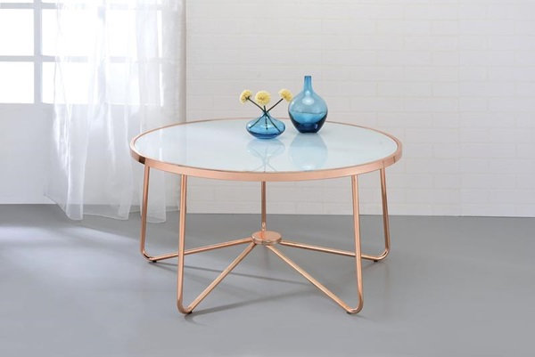 Alivia modern occasional table