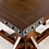 Thumbnail: Furniture of America Glenbrook 5-Piece Counter Height Table Set