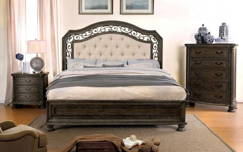 Persephone Queen Bed