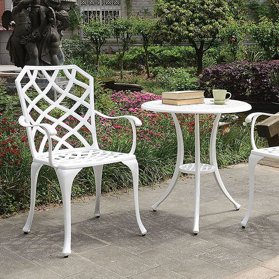Crary Round Bistro Table Set