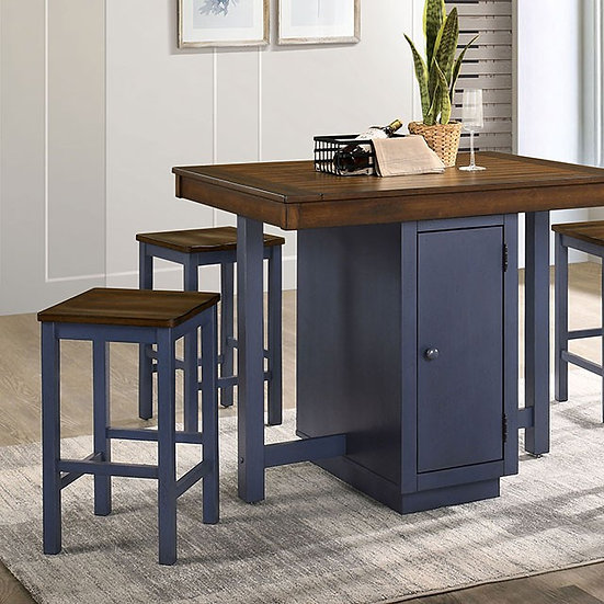 Furniture of America 5-piece Counter height Set
