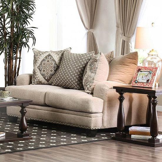 Furniture of America Jaylinn Loveseat