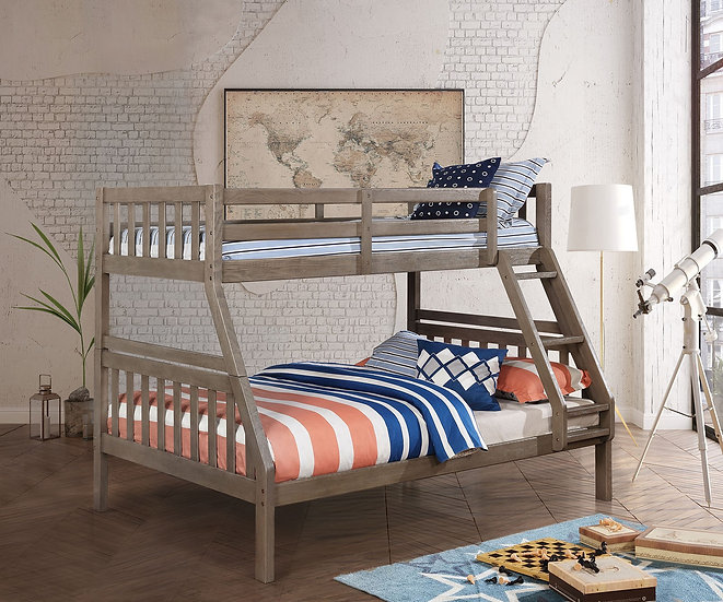 Emilie Twin/Full Bunk Bed