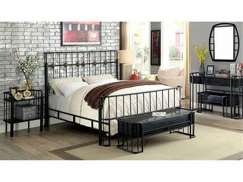 Charla Queen Bed