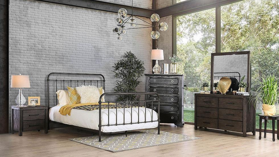 Furniture of America Iria Twin Bed