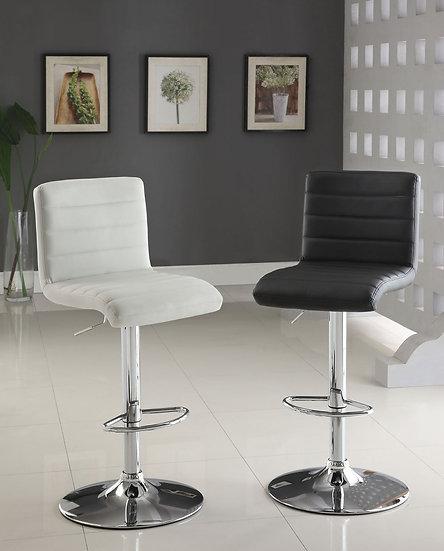 Passore White Bar stool