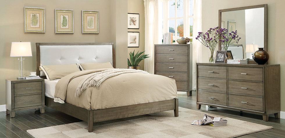 Enrico I Cal King Bed