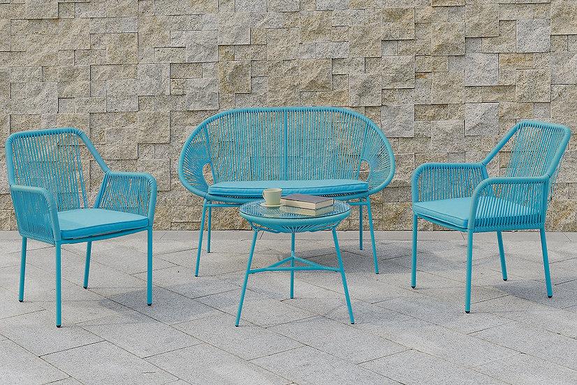 Bree Lounge Set Blue