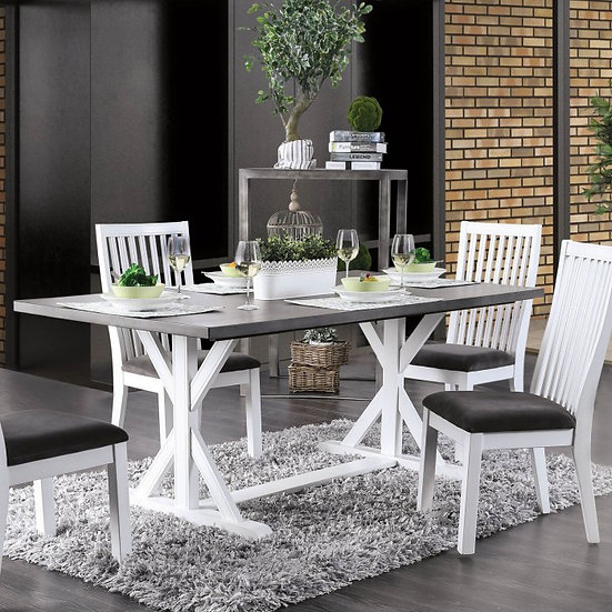 Furniture of America Kathleen 5 piece Dining Table