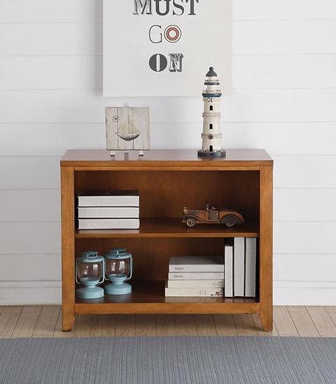 Lacey Cherry oak bookshelf