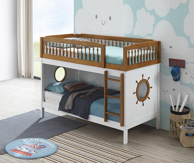 Acme Furniture Farah Twin over Full Bunk Bed