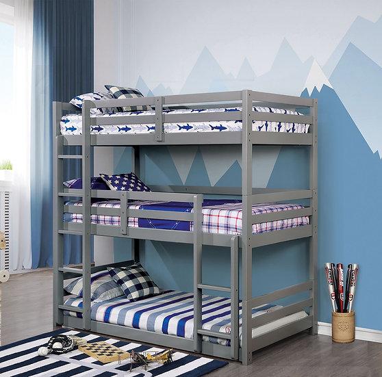 Avery Twin/Twin/Twin Bunk Bed
