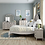 Thumbnail: Furniture of America E.King Traditional White 6-piece Bedroom Set