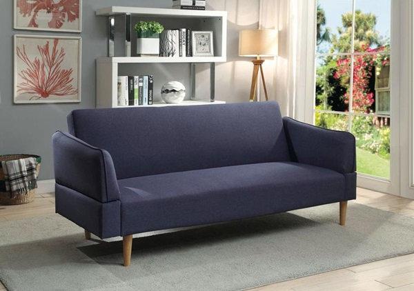 Mid-century futon
