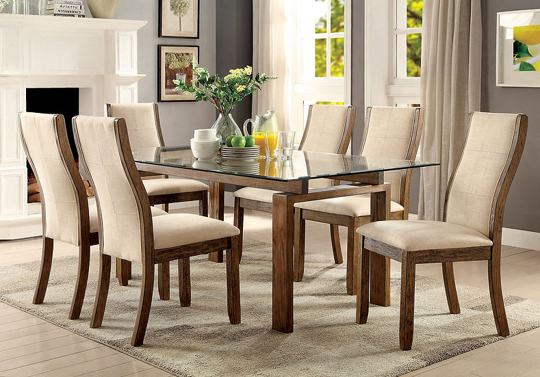 Furniture of America Onway Dining Table