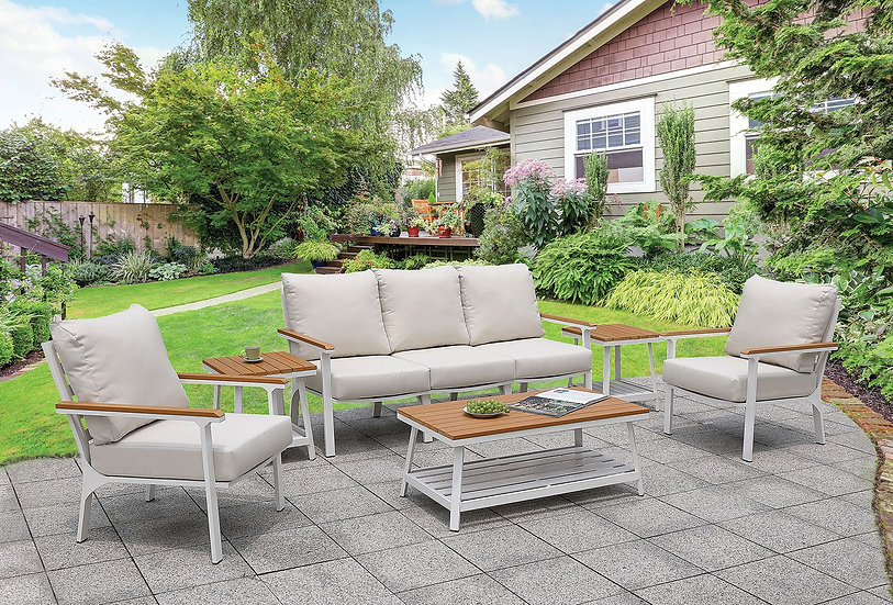 Anishan 6 Pc. Patio Set