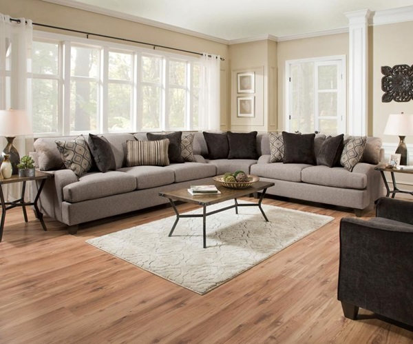 Cantia sectional