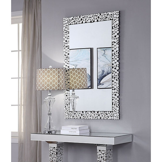 Kachina Wall Décor, Mirrored and Faux Gem