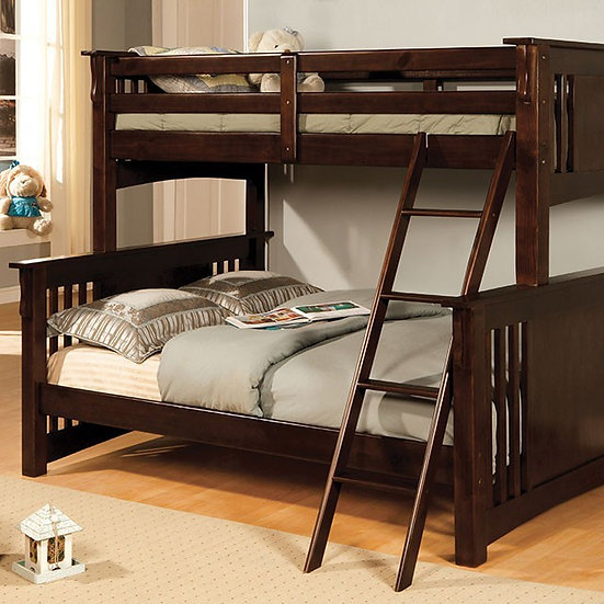 Spring Creek Twin/Full Bunk Bed