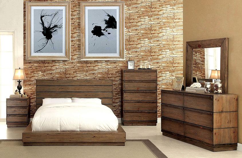 Amarante King 4Pc Bedroom Set