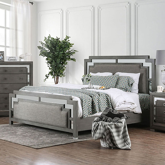 Jeanine E King Bed