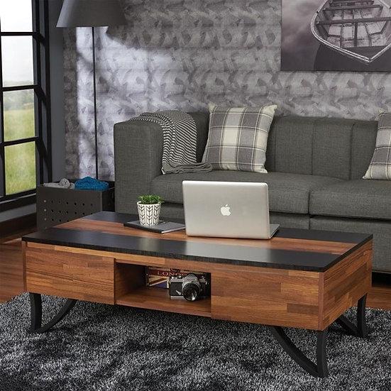 Noella rectangular coffee table