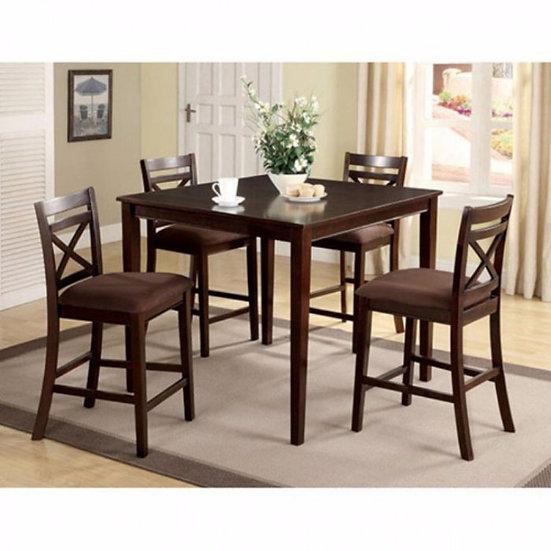 Weston I 5 Pc. Counter Ht. Table Set
