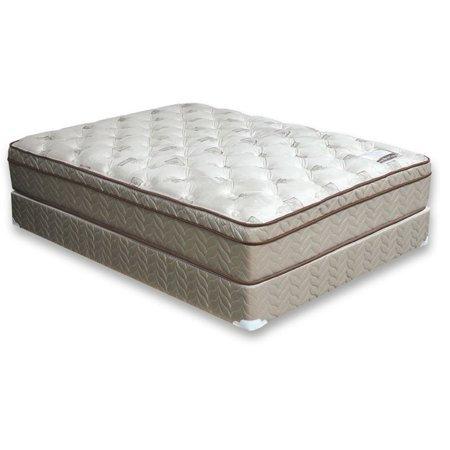 Kalina Twin Euro Pillow Top Mattress
